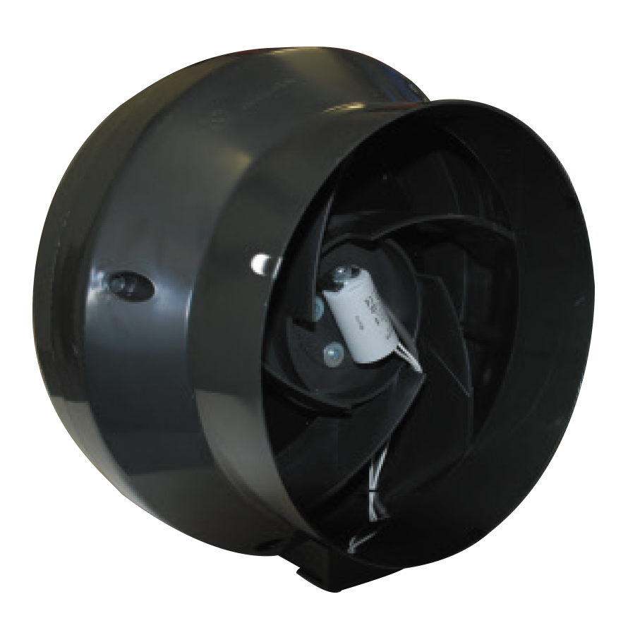Small Inline Exhaust Fans : Ac centrifugal inline fans westaflex