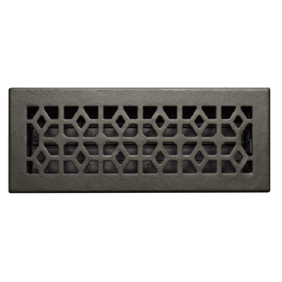 Cast iron floor register 4 x 12 28 images naiture cast for 10 x 12 floor grate