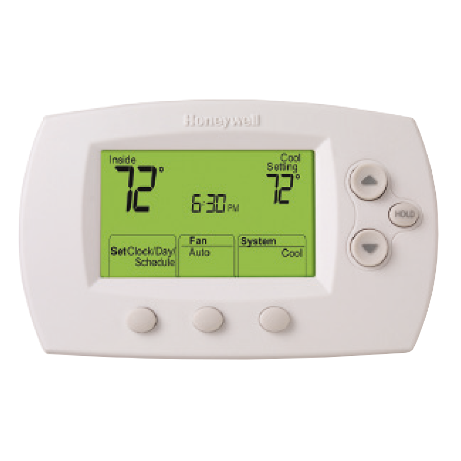Honeywell Vision Pro 6000 Thermostat Manual Basic Instruction Alarma M7240 De Pdf Thermostats Westaflex Rh Com Au Focus Install