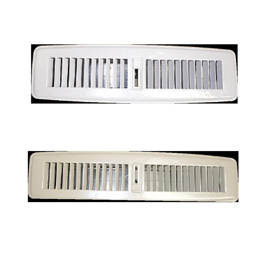 Metal Floor Registers - Westaflex