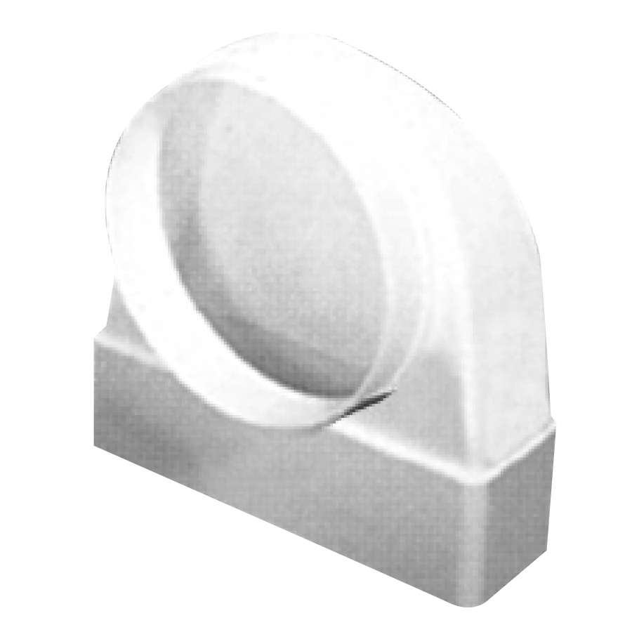 Poly Low Profile Duct Westaflex